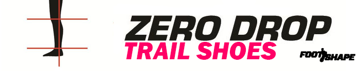 Zero Drop Trail Shoes Banner