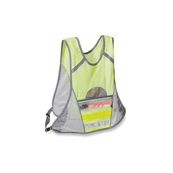 led reflective running vest at. Black Bedroom Furniture Sets. Home Design Ideas