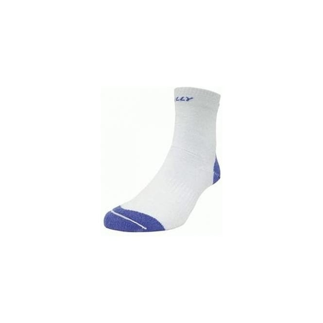 Hilly Twin Skin Classic Running Socks White/Blue
