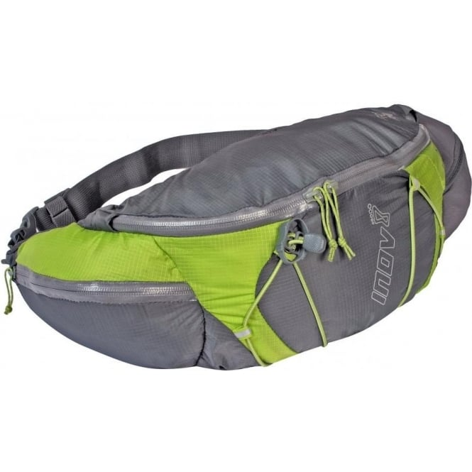 Inov8 Race Pro 4 Waist Pack Grey/Lime