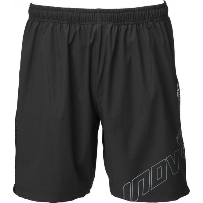 Inov8 Race Elite 210 Trail Short Black/Grey Mens