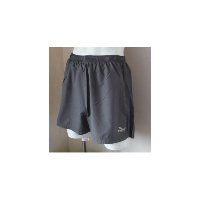 Taranto Running Shorts Anthracite Mens