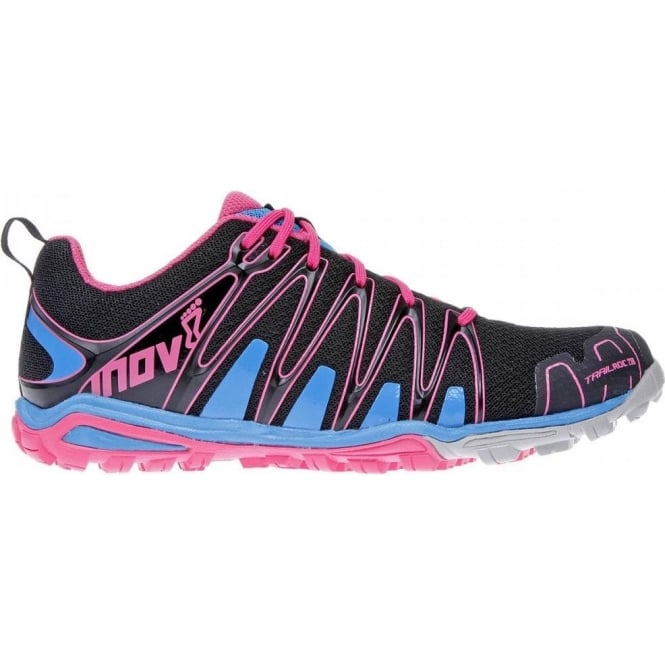 Inov8 Trailroc 236 Trail Running Shoes Black/Blue/Pink Women's