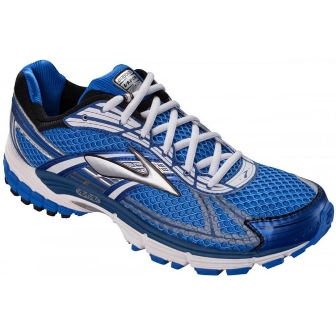 Brooks Vapor 11 Road Running Shoes TrueBlue/ElectricBlueLemonade Mens (D WIDTH - STANDARD)