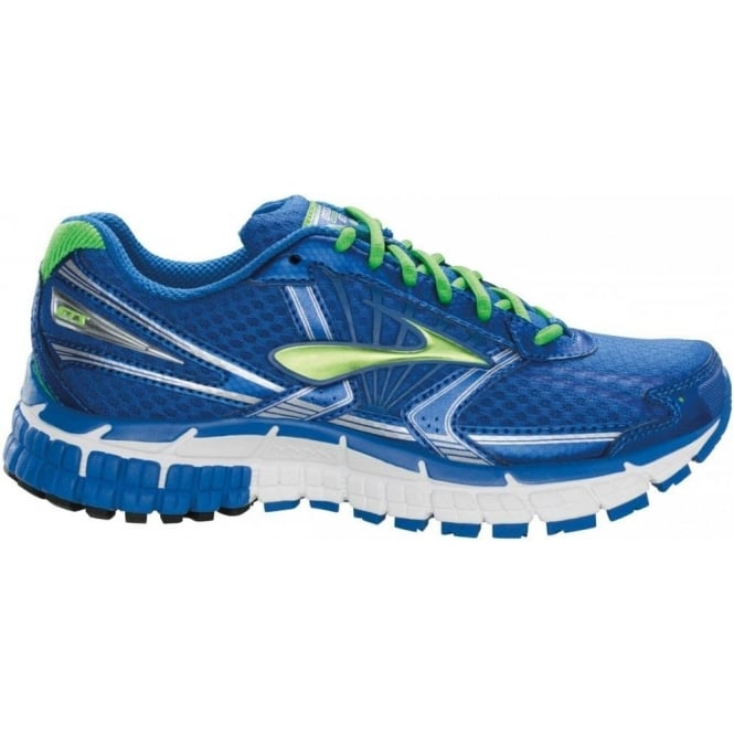 Kids Adrenaline GTS 14 Road Running Shoes Blue Boys