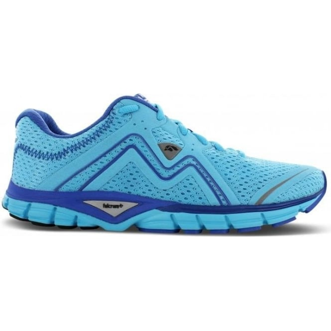 Fluid 3 Fulcrum Road Running Shoes WinterBlue/BlueAtoll Womens
