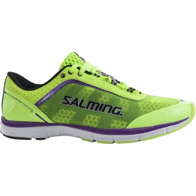 Salming Speed Shoe Yellow Womens