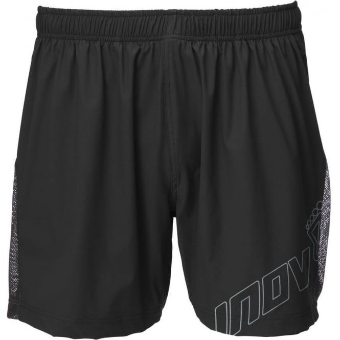 Race Elite 140 Trail Short Black/Grey Mens