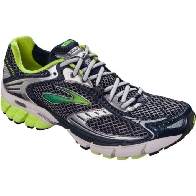 Aduro Road Running Shoes Midnight/Silver/Nightlife Mens