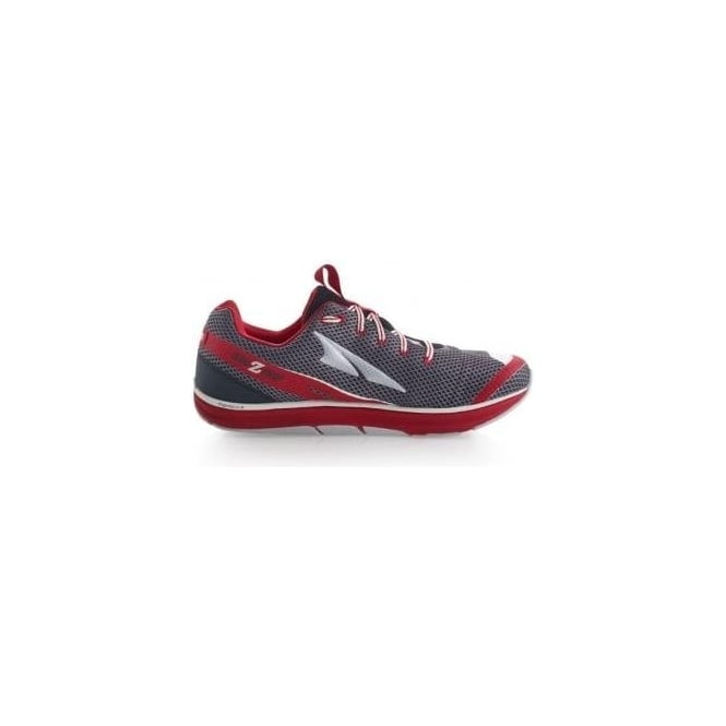 Altra Torin 1.5 Zero Drop Road Running Shoes Grey/Red Mens