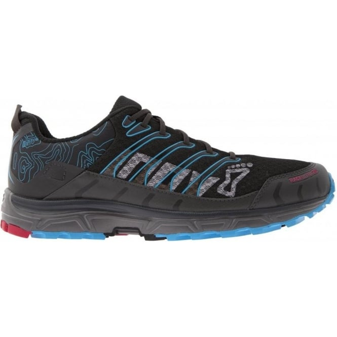 Inov8 Race Ultra 290 Trail Running Shoes Raven/Ocean Womens