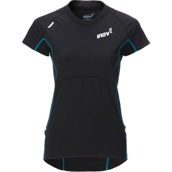 Inov8 Base Elite 100 Short Sleeve Running T-Shirt Black Womens
