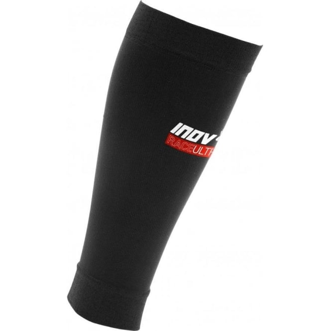 Inov8 Calf Guards Black/White