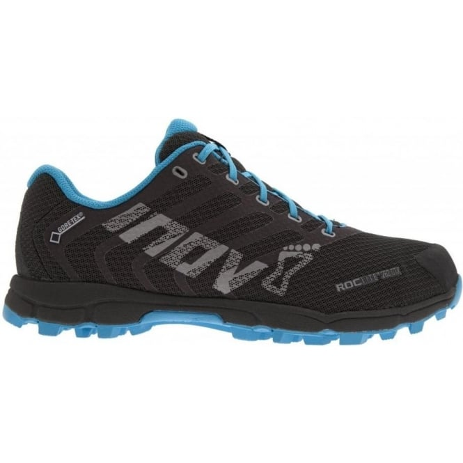 Inov8 Roclite 282 GTX Trail Shoes with Waterproof Upper Raven/Ocean Womens