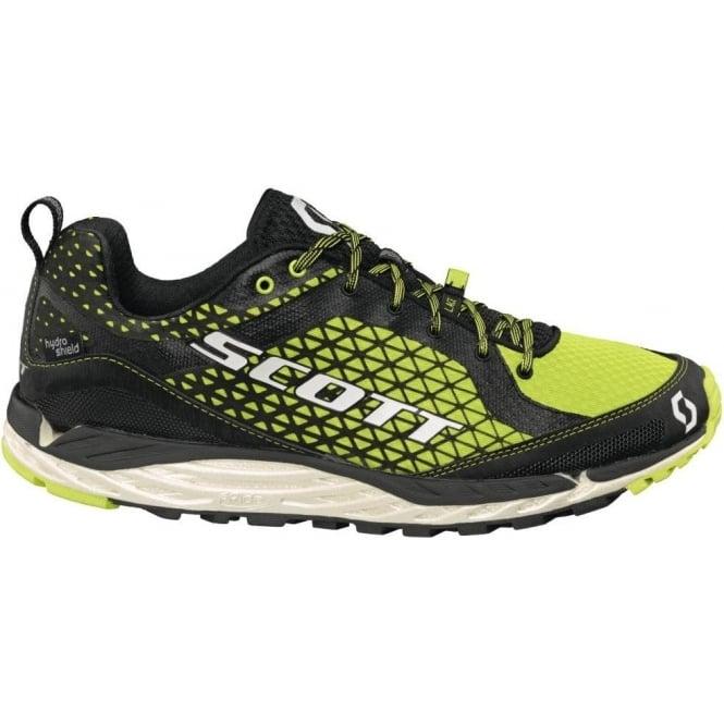 Kinabalu T2 HS Trail Running Shoes Black/Green Mens