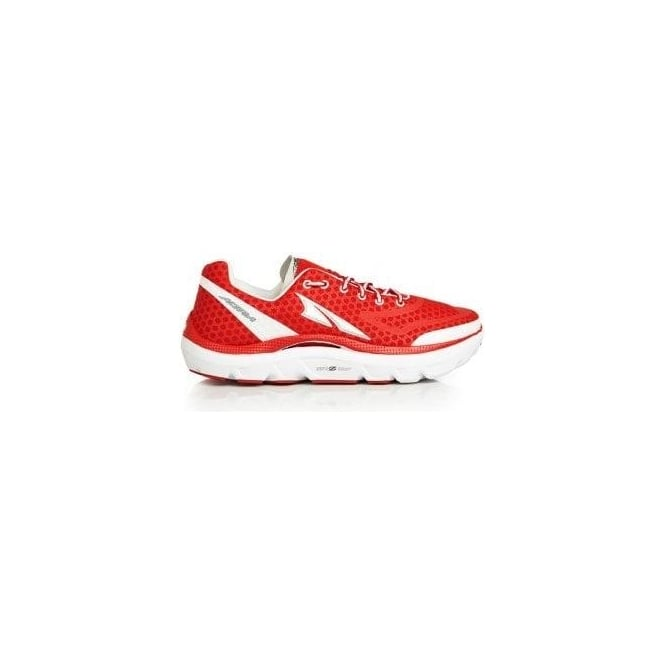 Altra Running Shoes Red White Paradigm Mens