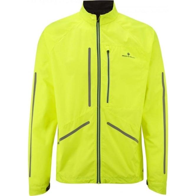 Ronhill Vizion Photon Jacket Fluo Yellow/Cobalt Mens