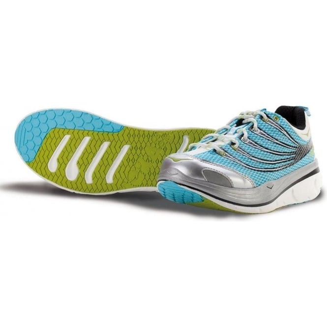 Kailua Tarmac Road Running Shoes LightBlue/Silver/White Womens