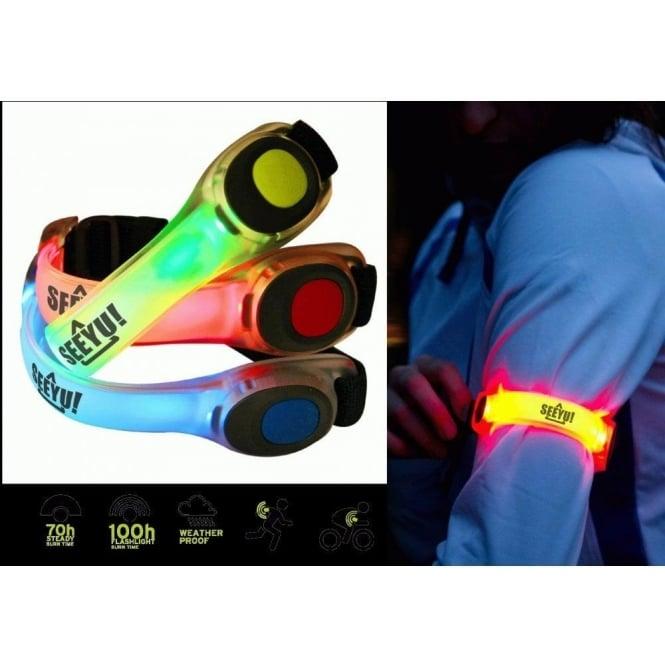 See Yu Neon LED Armband