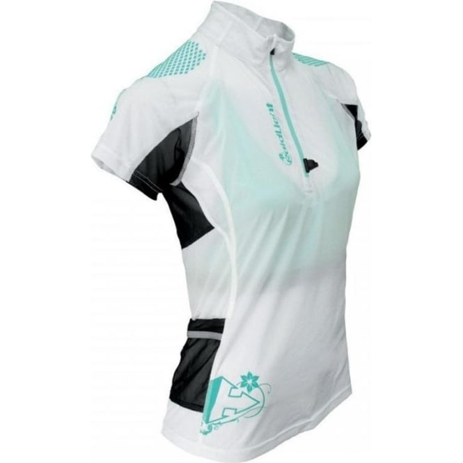 Ultralight Performer Shirt White Womens