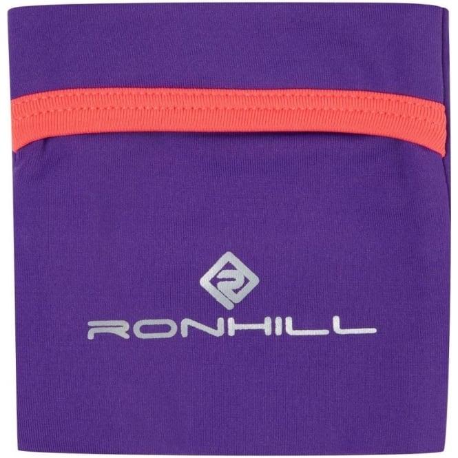 Stretch Wrist Pocket Royal/Purple/HotCoral