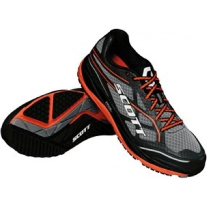 Scott AF+ Support Road Running Shoes Grey/Orange Mens