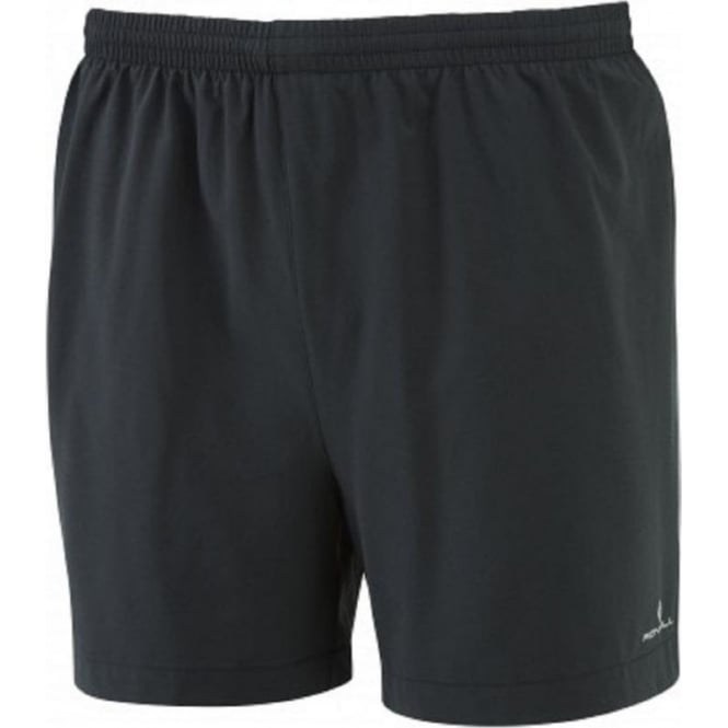 Trail Cargo Short All Black Mens