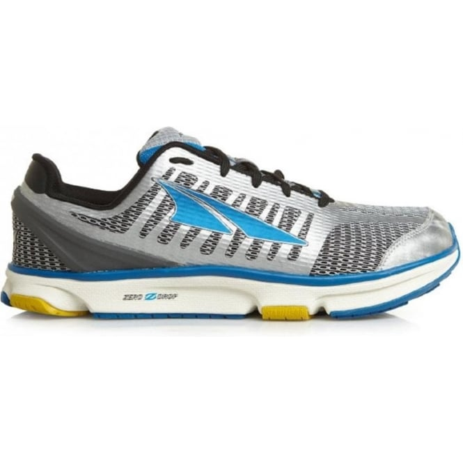 Altra Provision 2.0 Zero Drop Running Shoes White/Blue Mens