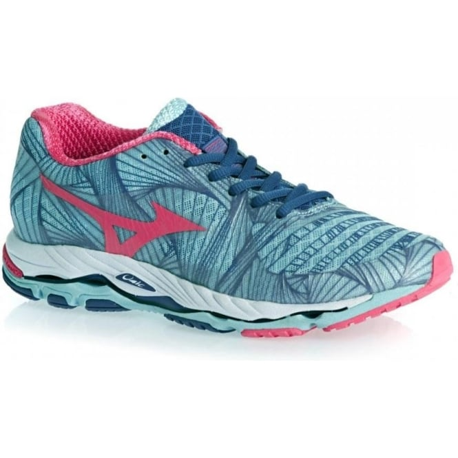 Mizuno Wave Paradox Blue/Rouge Womens