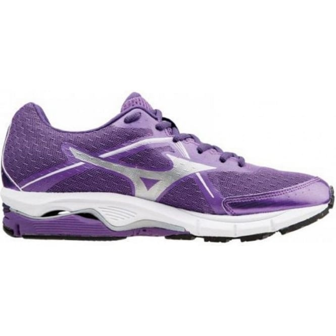 Wave Ultima 6 Womens Road Running Shoes Lavender/Silver/Mulberry