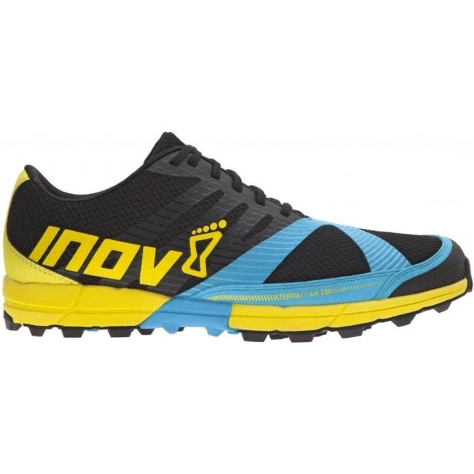 Terraclaw 250 Black/Blue/Lime Mens