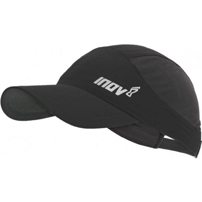 Inov8 Race Elite Peak Running Cap Black