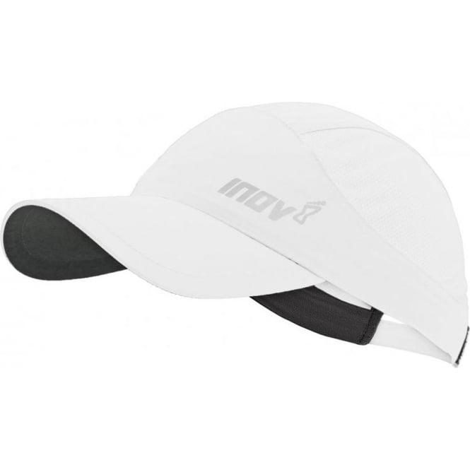 Inov8 Race Elite Peak Running Cap White
