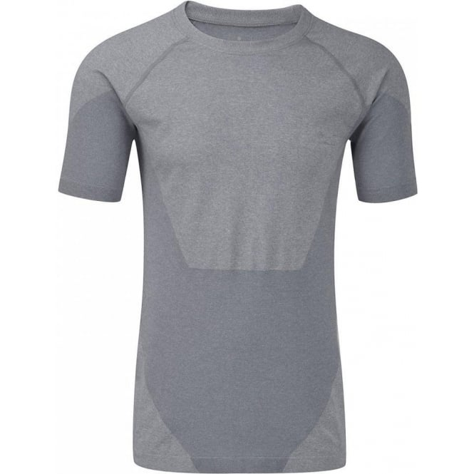 Ronhill Advance Cool Knit Tee Grey Mens