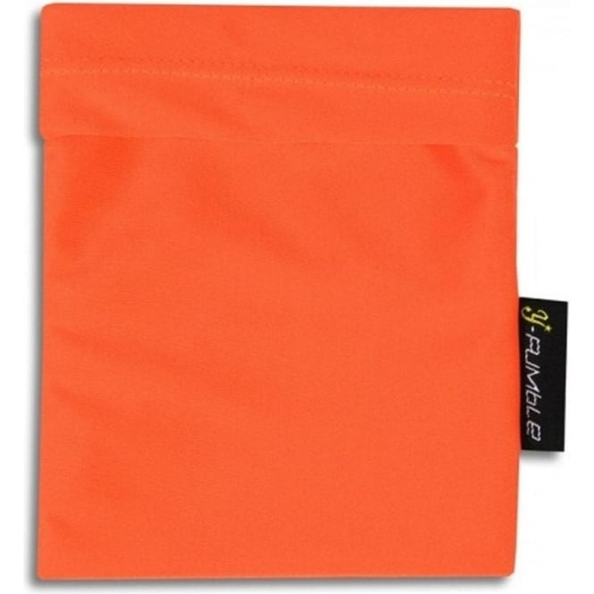 Y-Fumble Running Arm Pocket Orange