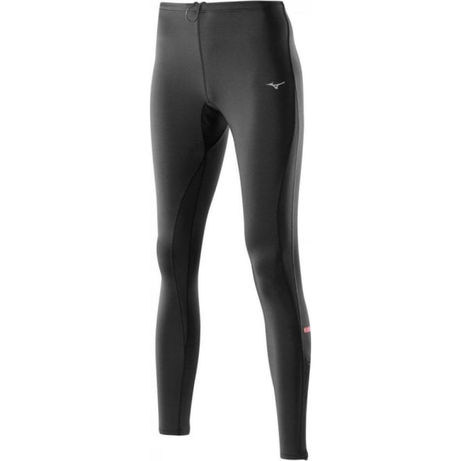 Breath Thermo Long Tight Black/Charcoal Womens