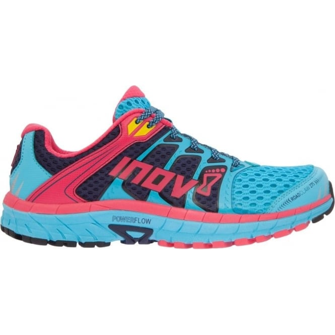 Roadclaw 275 Womens Road Running Shoes Blue/Navy/Berry