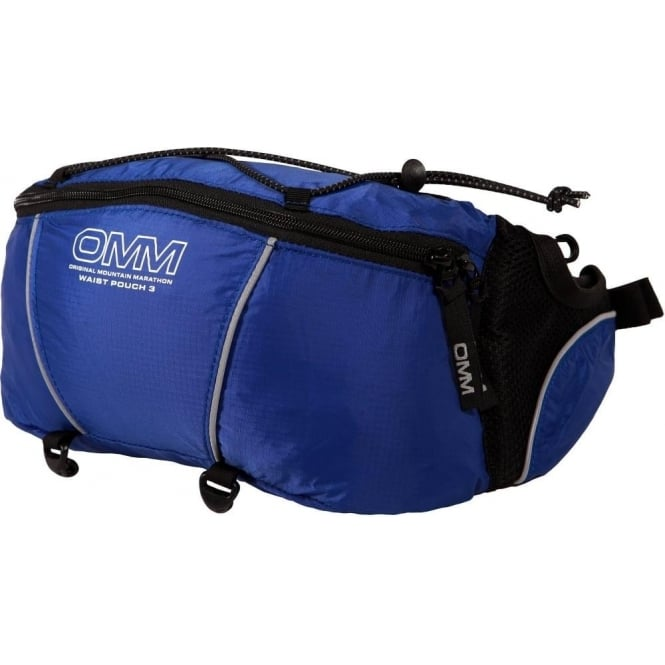 OMM (formerly Kimmlite) 03 Bumbag Running Waist pouch Blue