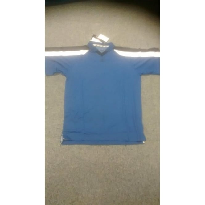 Tech Tee Blue/White Mens