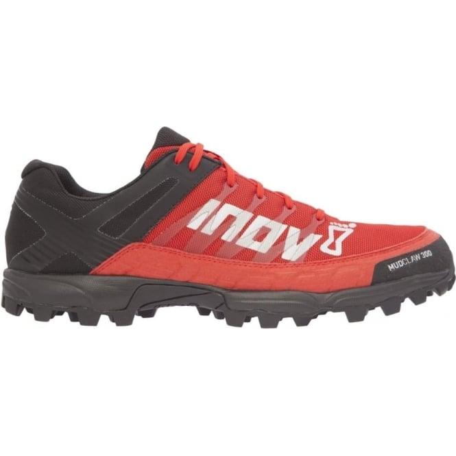Inov8 Mudclaw 300 Black/Red (PRECISION FIT)