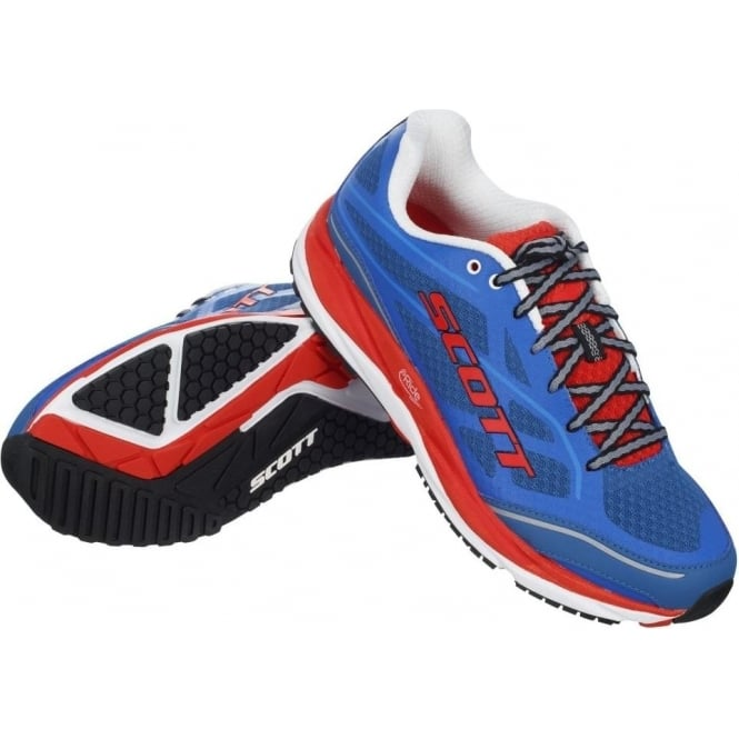 Palani Support Blue/Red Mens