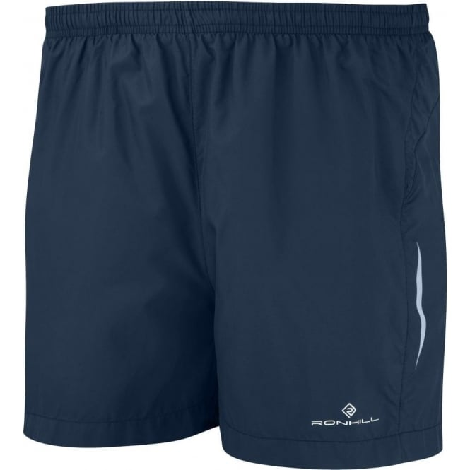 Ronhill Pursuit Square Cut Short Black Mens