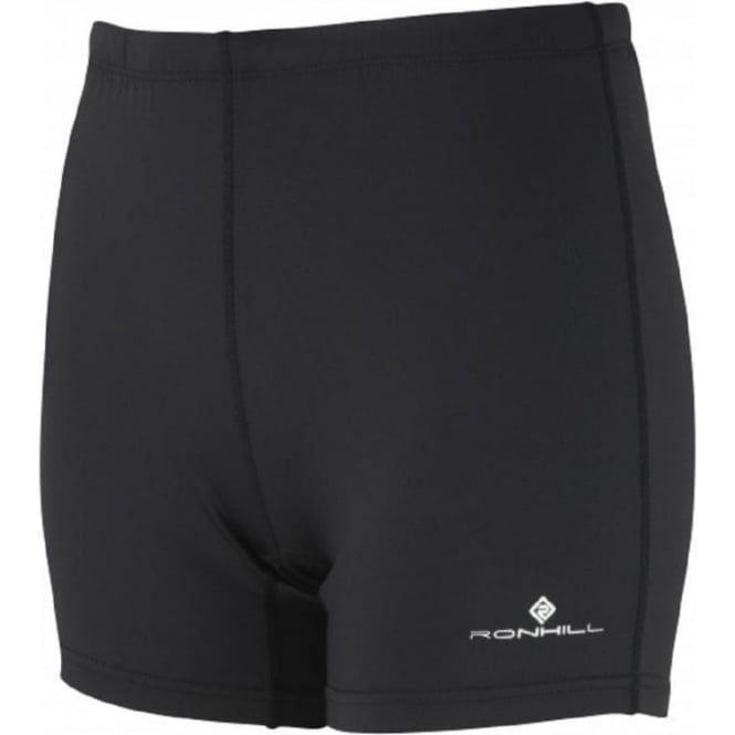 Ronhill Mini Pursuit Short Black Womens