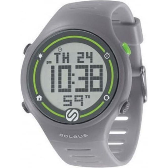Soleus Sprint Grey