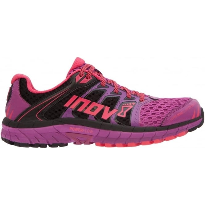 Inov8 Roadclaw 275 Womens Road Running Shoes Purple/Pink