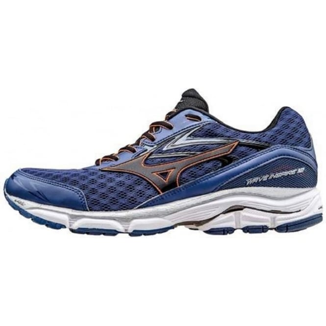 Mizuno Wave Inspire 12 Blue Mens