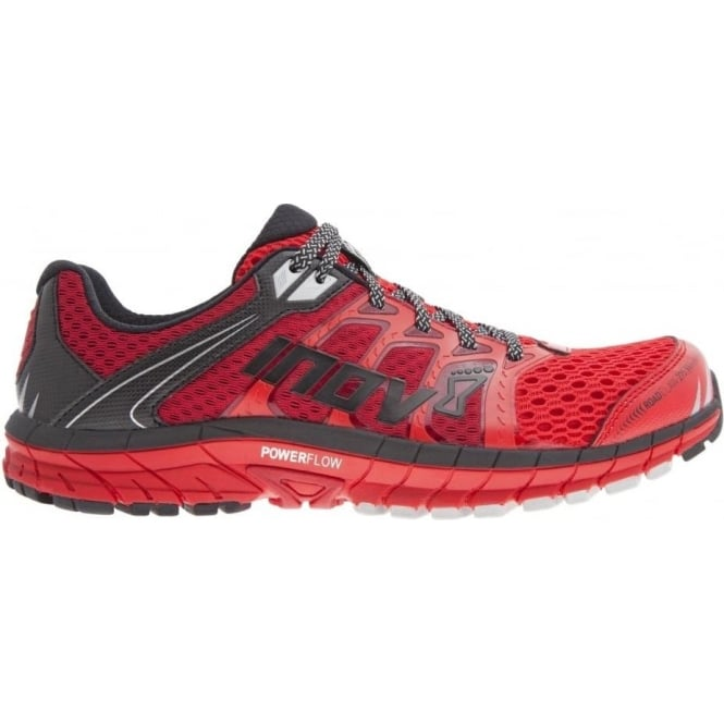 Roadclaw 275 Mens Road Running Shoes Red/Black