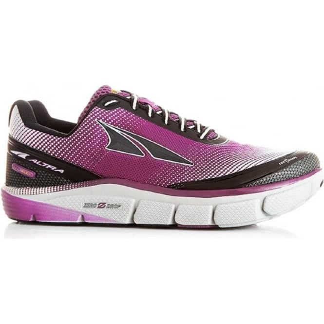 Altra Torin 2.5 Purple/Grey Womens Zero Drop Road Running Shoes