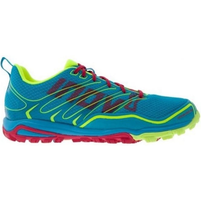 Inov8 Trailroc 255 Womens Trail Running Shoes Blue/Pink/Yellow