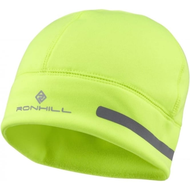Ronhill Radiance Beanie Fluo Yellow/Reflect